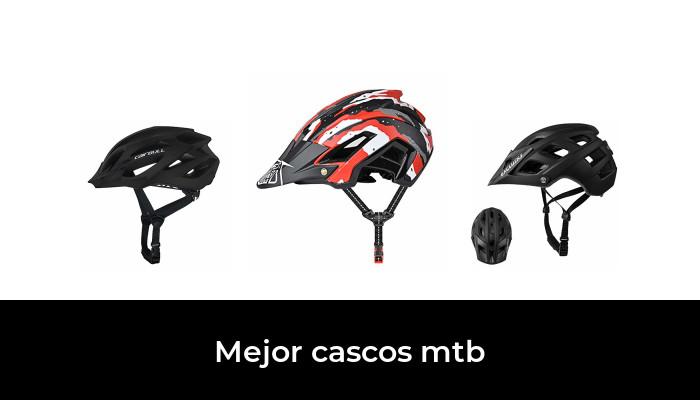 Visor y Luz Trasera Hombres Mujeres Ciclismo Deporte Casco M y L Cairbull Ni/ños Adultos con Pantalla de Insectos Incorporada